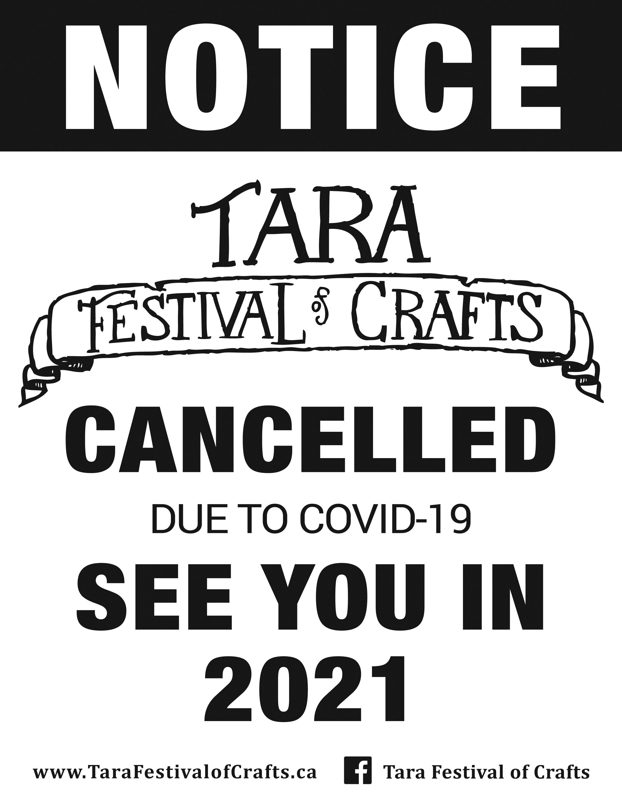 2020 Tara Festival of Crafts